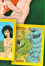 Monsters Inc orgies