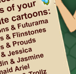 Simpsons and Futurama, Jetsons and Flinstones